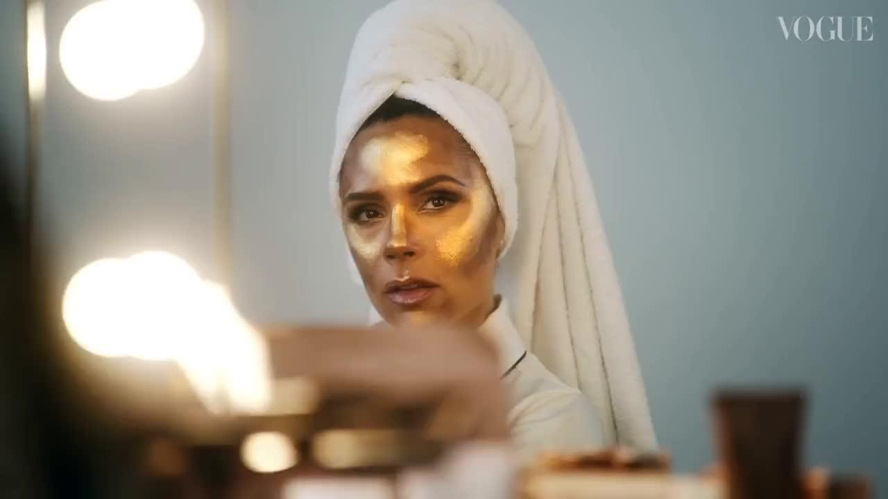 british, fashion, style, victoria beckham, vogue, Victoria Beckham: A Decade of Elegance | British Vogue GIFs