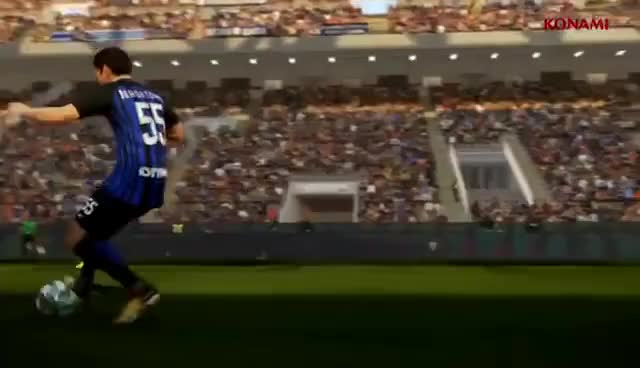 Watch and share PES 2018 Inter Milan Trailer GIFs on Gfycat