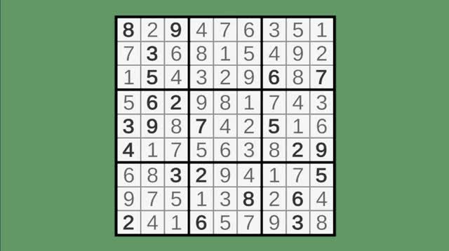 Watch and share Puzzle GIFs and Sudoku GIFs by deozaan on Gfycat