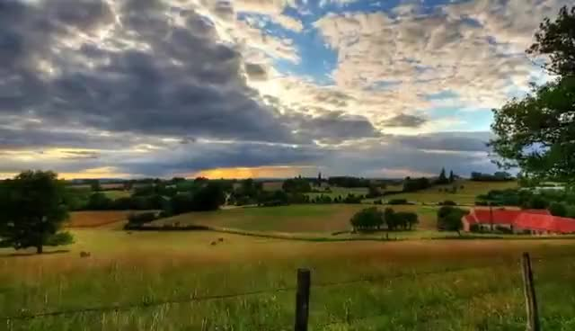 Watch and share Time Lapse Countryside GIFs on Gfycat