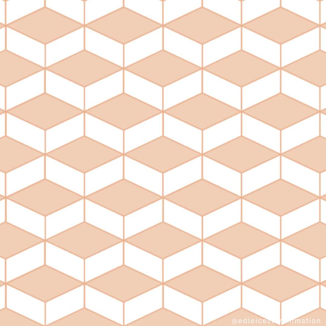 Isometric Blocks - Red GIFs