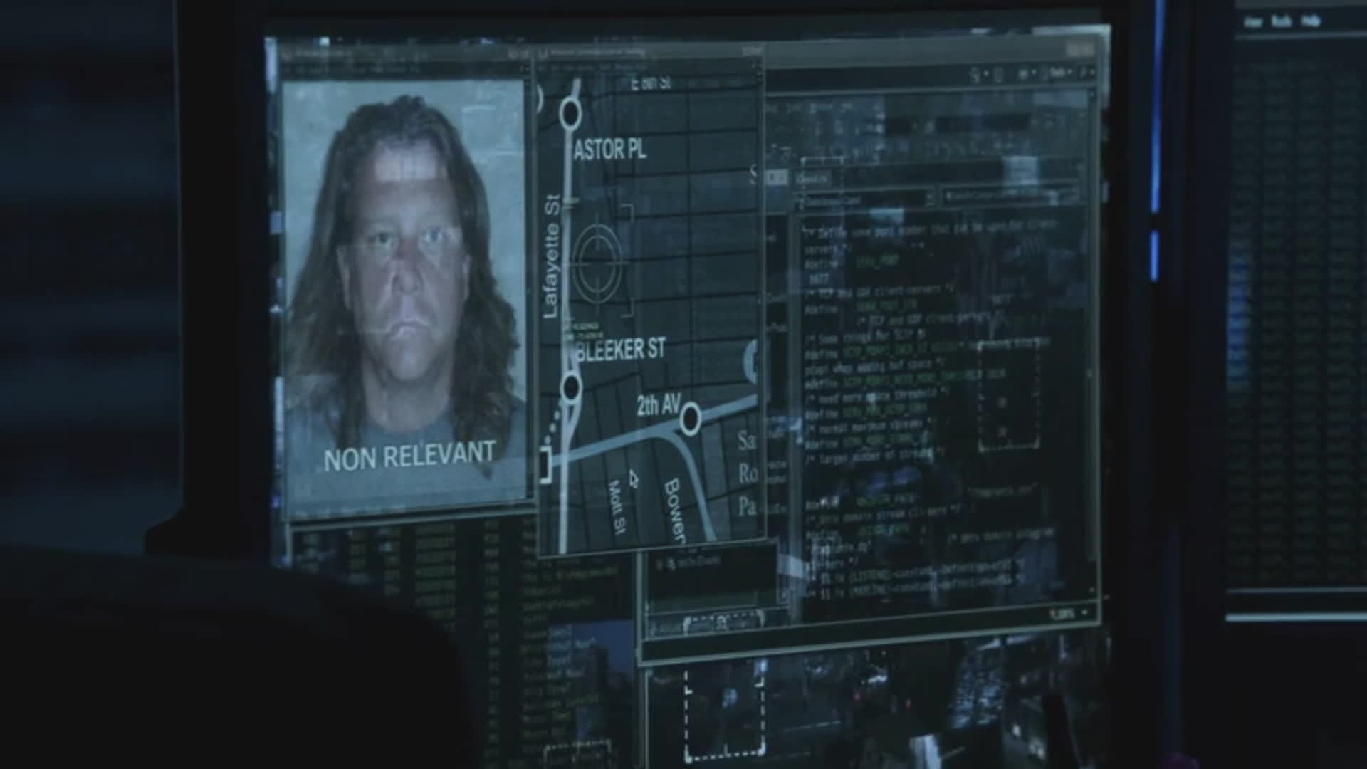person of interest, personofinterest, Person of Interest: Everyone is relevant to someone GIFs