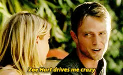 Watch and share Hart Of Dixie GIFs and Wade Kinsella GIFs on Gfycat
