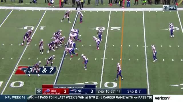 Watch and share 9b Brady Pick Six.mov GIFs on Gfycat