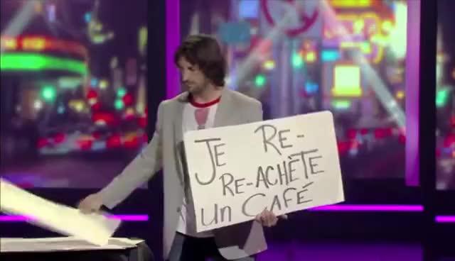 Mathieu Cyr - Les cartons