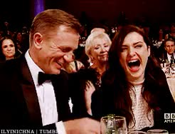 Watch and share Britannia Awards GIFs and Harrison Ford GIFs on Gfycat