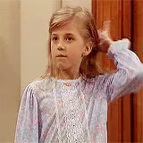 Watch and share Stephanie Tanner GIFs and Full House Gif GIFs on Gfycat