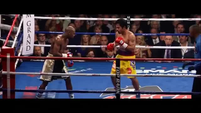 Watch Mayweather vs Pacquiao Highlights  GIF on Gfycat. Discover more related GIFs on Gfycat