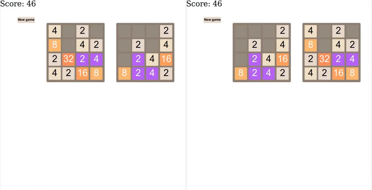 2048 - Multiplayer GIFs
