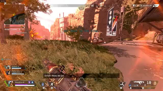 Watch BIG YEET GIF by Flare (@blazinqflare) on Gfycat. Discover more apex legends GIFs on Gfycat