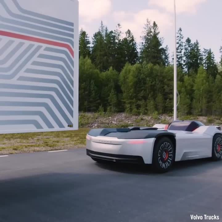 This new autonomous vehicle could change the transportation industry for the better GIFs