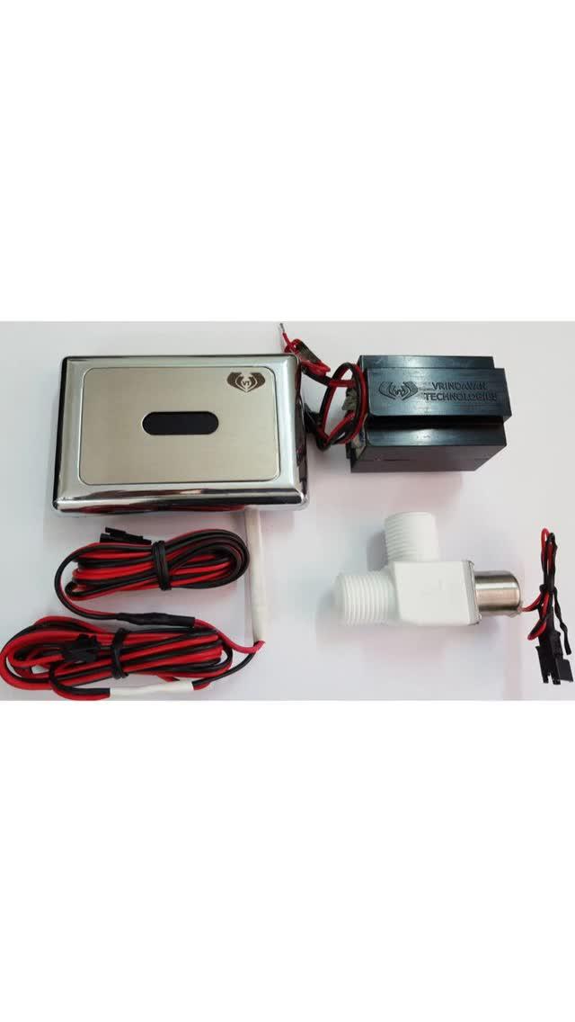 Watch and share Sensor Urinal Flusher GIFs by Vrindavan  Technologies on Gfycat