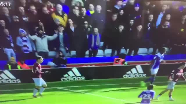 Watch Birmingham fan attacks Jack Grealish. GIF on Gfycat. Discover more rugby GIFs on Gfycat