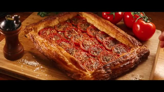 Watch Tomato Tart GIF on Gfycat. Discover more recipe GIFs on Gfycat
