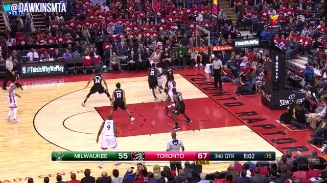Watch this trending GIF by @samsonfolk on Gfycat. Discover more basketball, dawk, dawkins, dawkinsmta, freedawkins, highlights, ins, nba, sports, videos GIFs on Gfycat