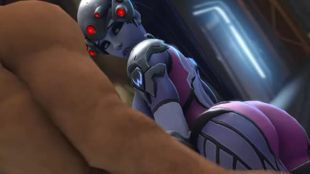 Widowmaker Spank