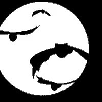 Watch and share Bat Bats Full Moon White Flyingsmiley Smilie Smileys Smilies Icon Icons Emoticon Emoticons Animated Animation Animations Gif Gifs Happy Hall GIFs on Gfycat