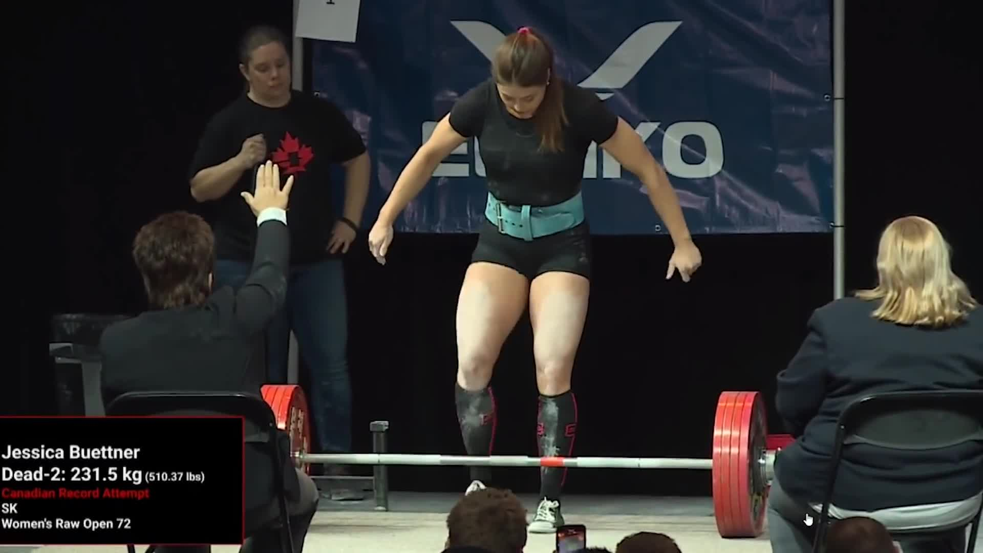 SquaredCircle, wrestling, Canadian record deadlift attempt GIFs
