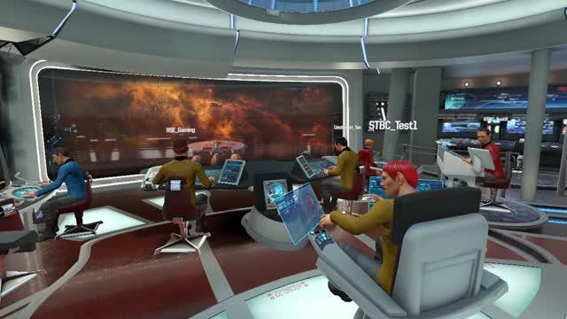 Watch Star Trek: Bridge Crew Kobayashi Maru Challenge GIF by Rocco Supreme (@roccosupreme) on Gfycat. Discover more Bridge Crew, Red Storm Entertainment, Star Trek, Ubisoft, Video Game, newsgeek, player.one, playerdotone GIFs on Gfycat