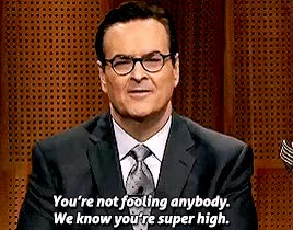 """Watch and share You're Not Fooling Anyone, You Know That Right? """" A Video  The Tonight Show (@fallontonight) On Jul 17, 2015 At 8:30am PDT """" GIFs on Gfycat"""