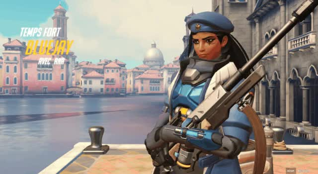 Watch example GIF on Gfycat. Discover more ana, overwatch GIFs on Gfycat
