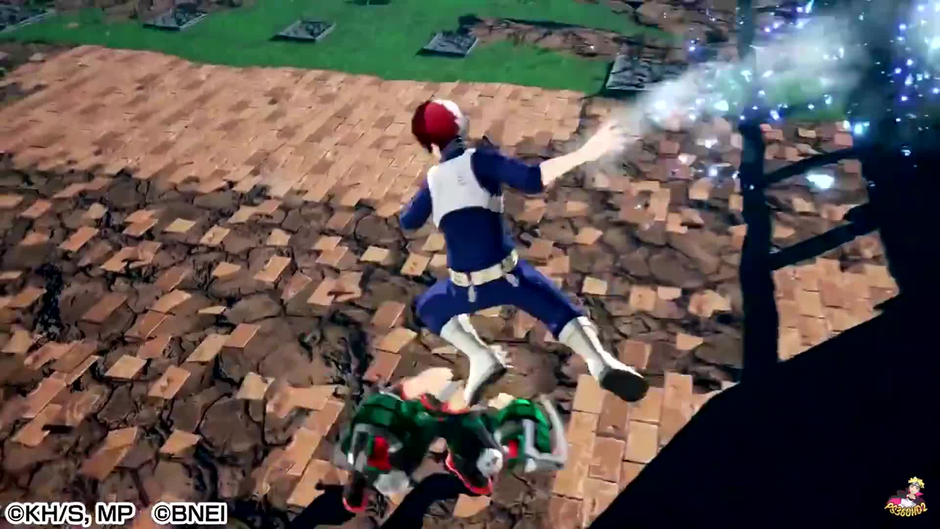 my hero academia one s justice gameplay gifs search search share