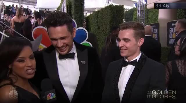 Watch and share Golden Globes GIFs and James Franco GIFs by Reactions on Gfycat