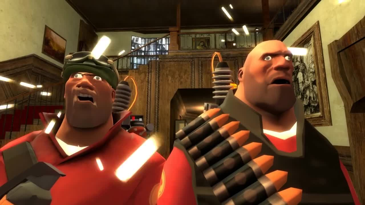 Animation, Doctor Lalve, Fabulous, Game, Gmod, Machinima, Stop Motion, Team Fortress 2, Valve, Video Game, Fabulous Spook GIFs
