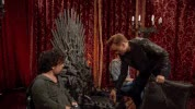 Watch and share Iron Throne GIFs and Conan GIFs on Gfycat