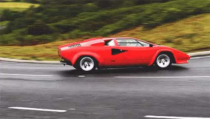 Watch ferrari, voiture de course rouge, virage GIF on Gfycat. Discover more related GIFs on Gfycat