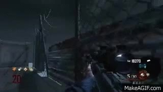Watch and share Call Of Duty: Black Ops 2 - Jump Scare Easter Egg GIFs on Gfycat