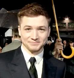 Watch and share Manners Maketh Man GIFs and Taron Egerton GIFs on Gfycat