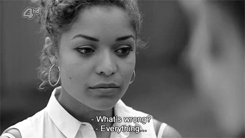 Watch and share Antonia Thomas GIFs on Gfycat