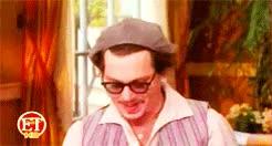 Watch A Johnny Depp Blog GIF on Gfycat. Discover more agif, interview, johnny depp GIFs on Gfycat