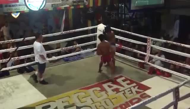 Watch Flying Elbow GIF on Gfycat. Discover more muay thai GIFs on Gfycat
