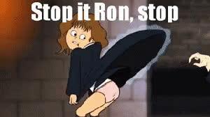 Harrypotter Bum GIFs