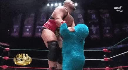 Watch and share Wrestling GIFs and Cmll GIFs by TEOBs on Gfycat