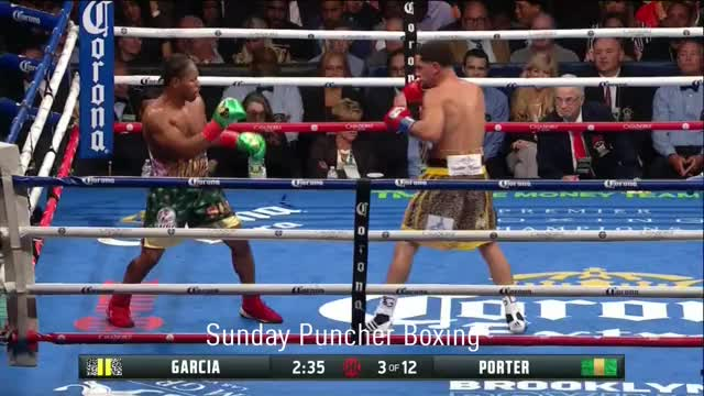Watch Danny Garcia lands a crisp counter right on Shawn Porter GIF by Tom_Cody (@tomcody) on Gfycat. Discover more Boxing, Danny Garcia, Shawn Porter GIFs on Gfycat