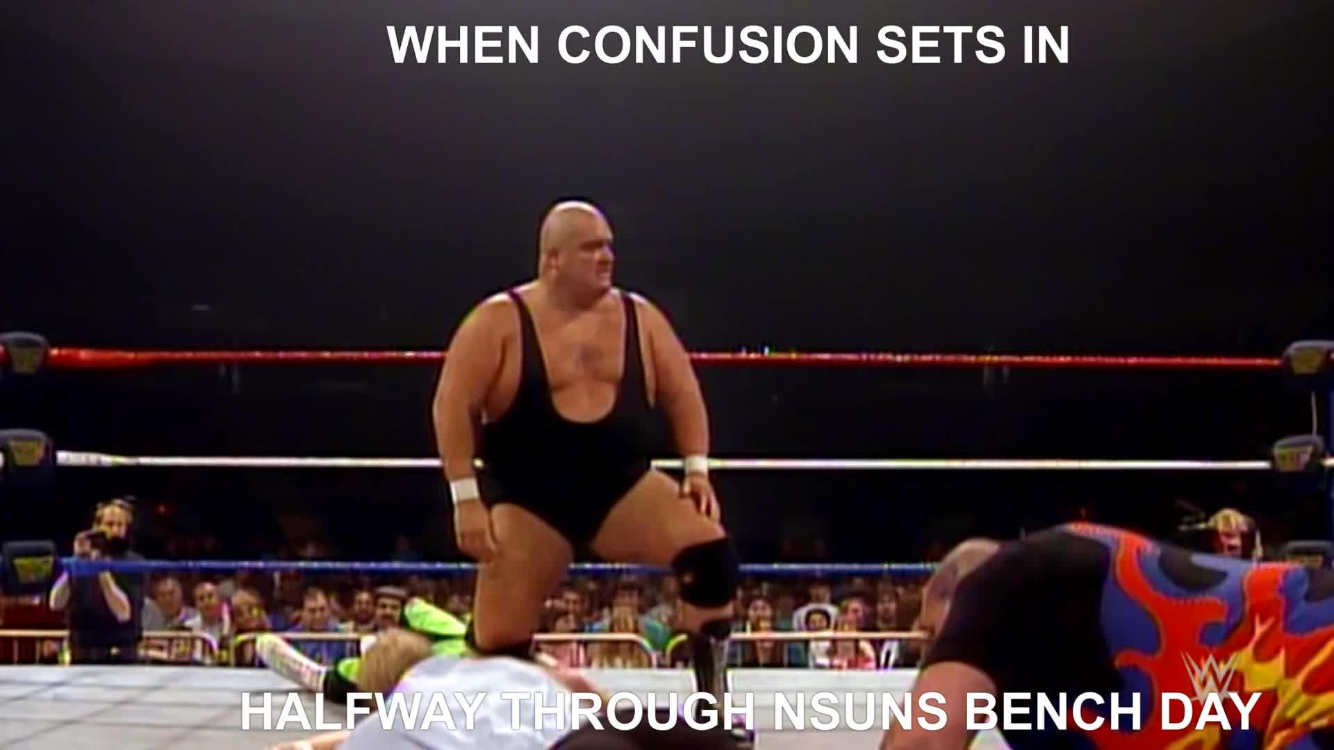 king kong bundy 5 count