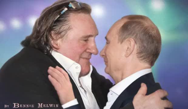 Watch and share Vladimir Putin GIFs on Gfycat