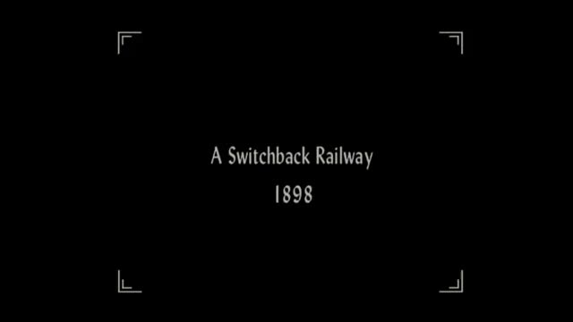 Watch Restored 1898 Footage Of UK's First Rollercoaster GIF on Gfycat. Discover more InterestingGifs, gifs, interestingasfuck GIFs on Gfycat