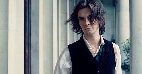 Watch and share Oscar Wilde GIFs and Ben Barnes GIFs on Gfycat