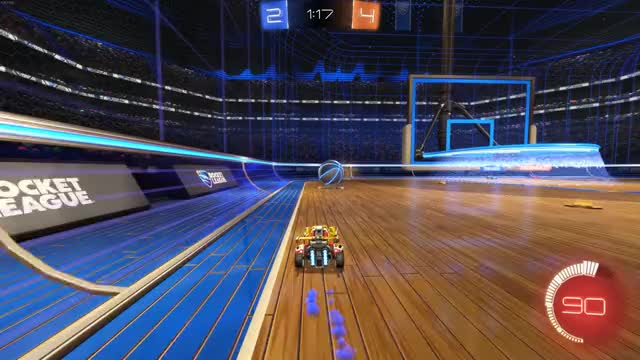 Watch and share Rocket League GIFs and Hoops GIFs by lil b on Gfycat