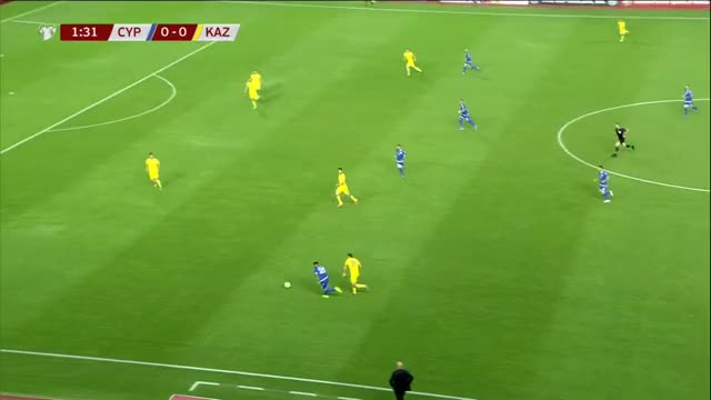 Watch and share Kazakhstan GIFs and Soccer GIFs by potepiony on Gfycat