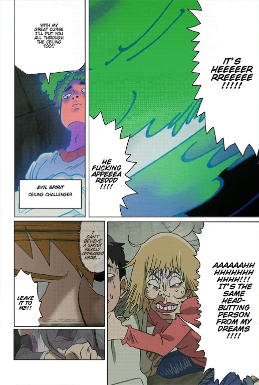 anime, irishsaltytuna, mobpsycho100, [Spoilers] Mob Psycho 100 - Episode 3 discussion (reddit) GIFs