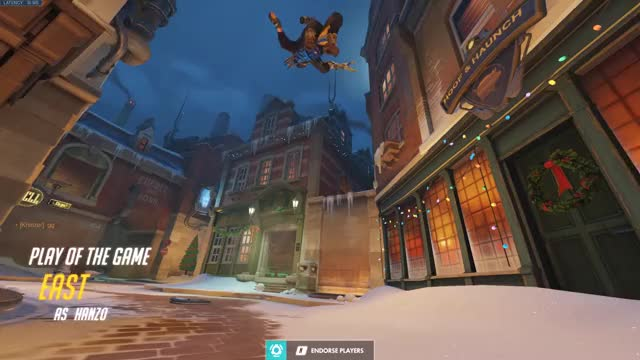 Watch Overwatch 2018.12.29 - 23.04.07.05.DVR Trim GIF on Gfycat. Discover more related GIFs on Gfycat