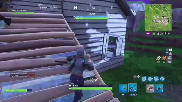 Watch this GIF by Xbox DVR (@xboxdvr) on Gfycat. Discover more Fade Mystic649, FortniteBattleRoyale, xbox, xbox dvr, xbox one GIFs on Gfycat