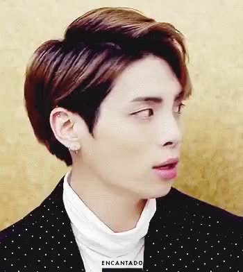 Watch and share Shinee Jonghyun GIFs on Gfycat