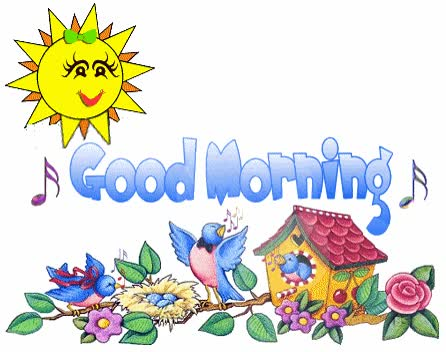 Watch and share Good Morning Animated Clipart GIFs on Gfycat