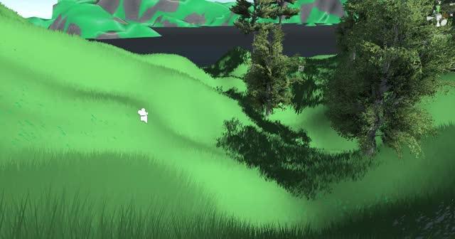 Geometry Shader Unity Grass GIF | Find, Make & Share Gfycat GIFs